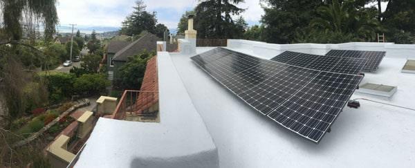 Rockridge Renewables Concord, CA Solar installation team